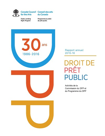 Rapport annuel 2015-16